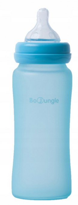 BO JUNGLE Thermo butelka 300 ml Turkus