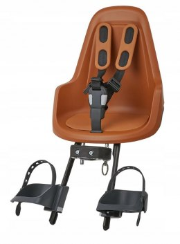 BOBIKE Fotelik rowerowy ONE Mini Chocolate Brown