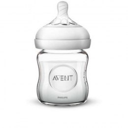PHILIPS AVENT Butelka szklana Natural 120 ml