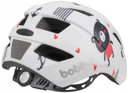 BOBIKE Kask KIDS Plus rozmiar XS Teddy Bear