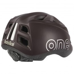 BOBIKE Kask ONE Plus rozmiar S Coffe Brown