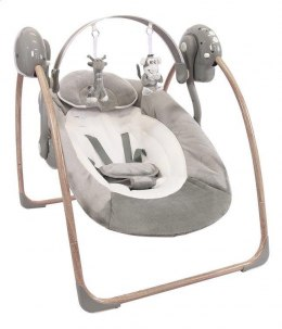 Huśtawka Wood Swing Grey