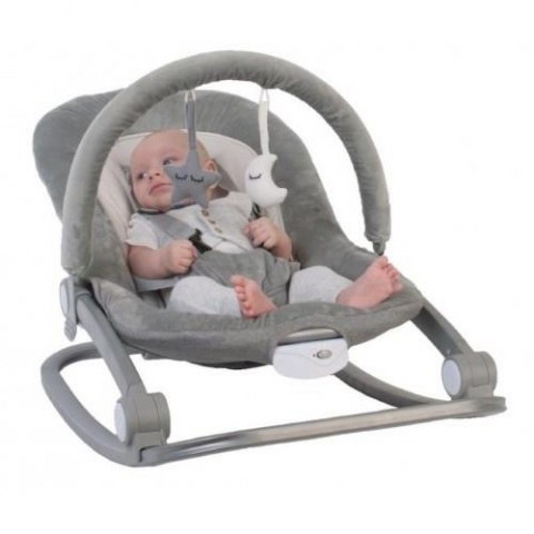 BO JUNGLE Bujaczek B-Rocker 0-18 kg Grey