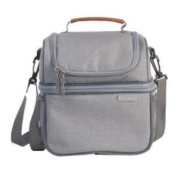 B-Thermo Torba do wózka organizer Light Grey
