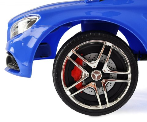 Milly Mally Pojazd MERCEDES-AMG C63 Coupe Blue S