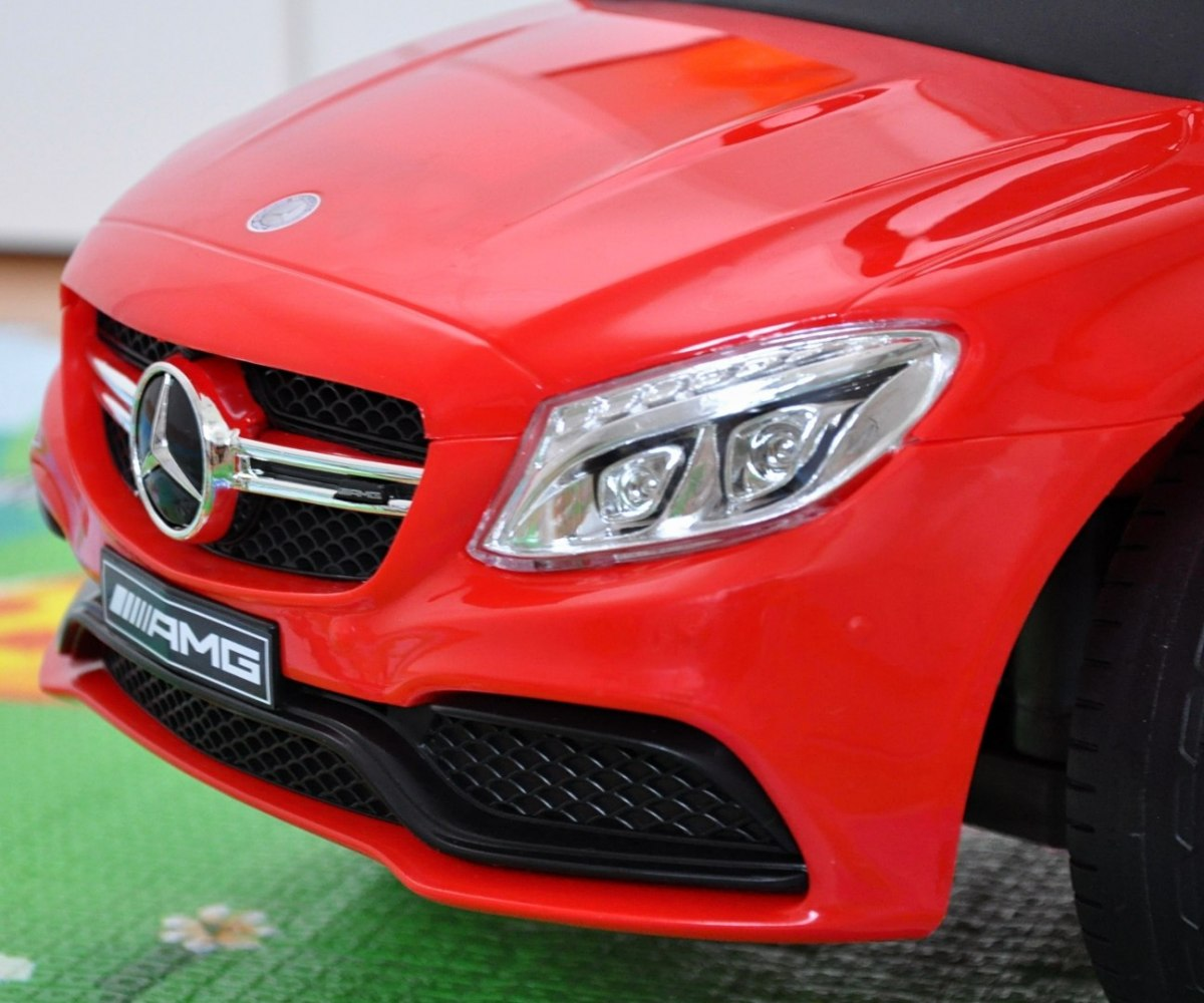 Milly Mally Pojazd MERCEDES-AMG C63 Coupe Red S