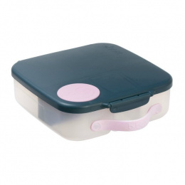 b.box Lunchbox Indigo Rose