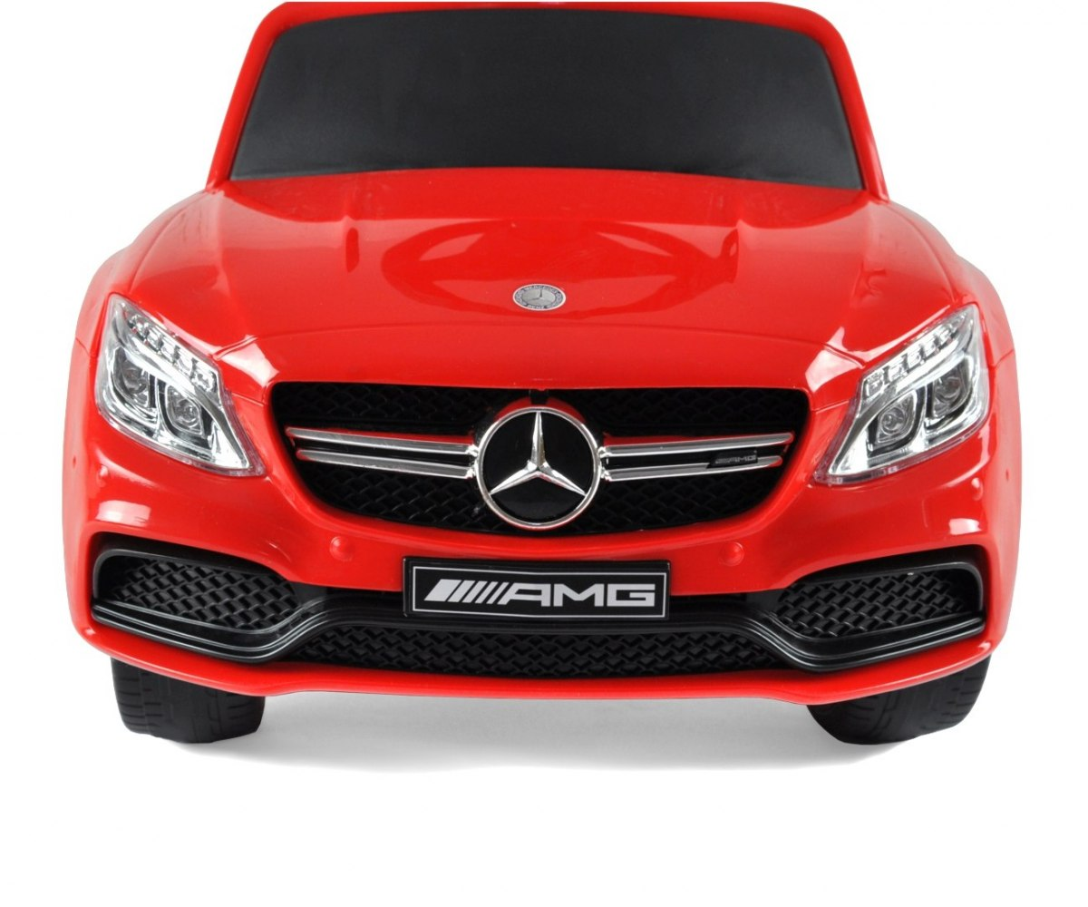 Milly Mally Pojazd MERCEDES-AMG C63 Coupe Black S